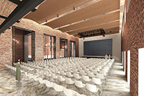 TRUBEЦKOI EVENT HALL | БХПФ
