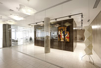 2-in-1 | Joint office space for venture investors and art gallery